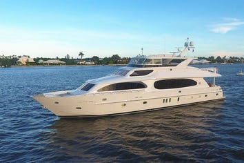 101ft Yacht LADY DEENA II