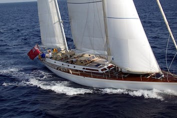 82ft Yacht VOLADOR