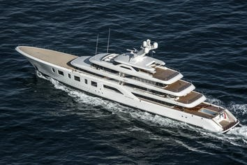 301ft Yacht AQUARIUS
