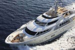MILAYA all yacht charter in