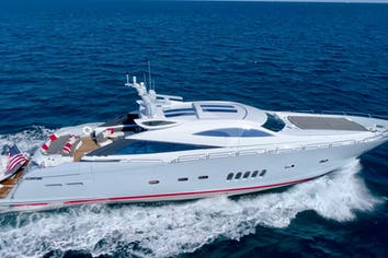 95ft Yacht PRIVEE