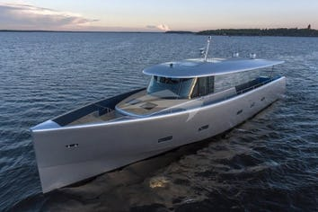 78ft Yacht PERFECTION