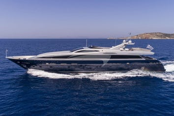137ft Yacht BILLA