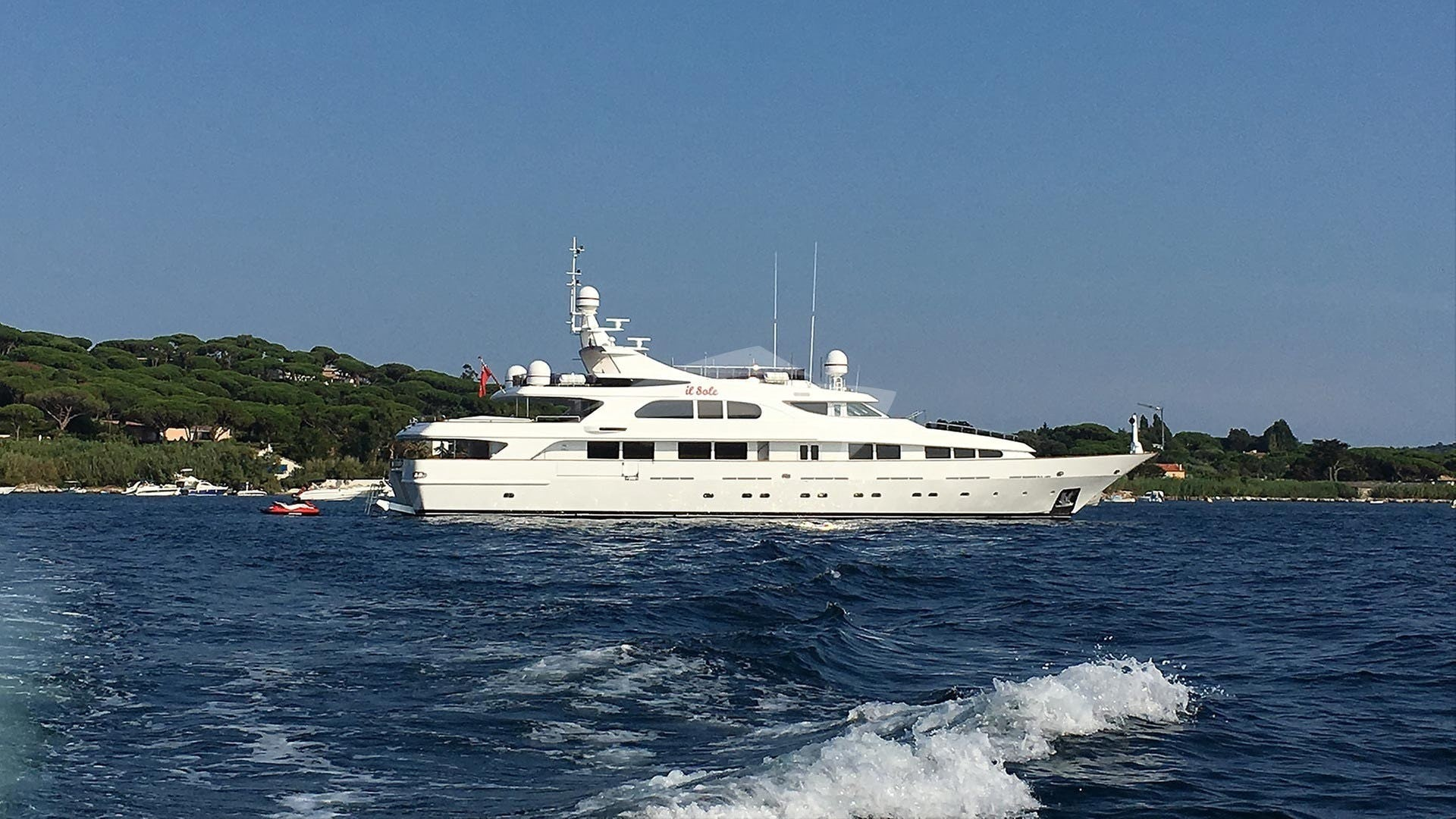 Yacht IL SOLE Charter Yacht