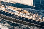 GRAND BLEU VINTAGE  yacht charter in