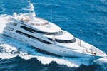 LAZY Z  yacht charter in