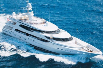 169ft Yacht LAZY Z