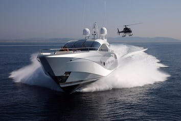 116ft Yacht SHOOTING STAR