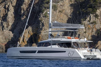 67ft Yacht NUMBER ONE