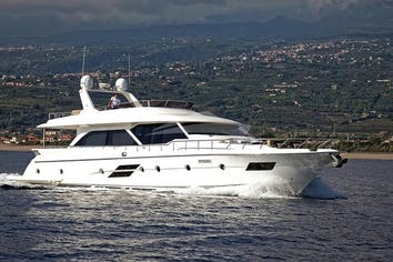78ft Yacht ENJOY