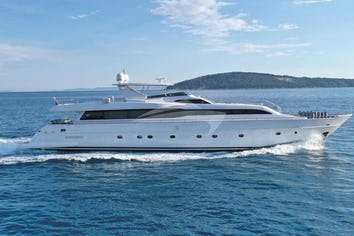 114ft Yacht PRINCESS LONA