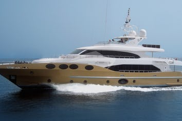 Luxury charter yacht GRENADINES III