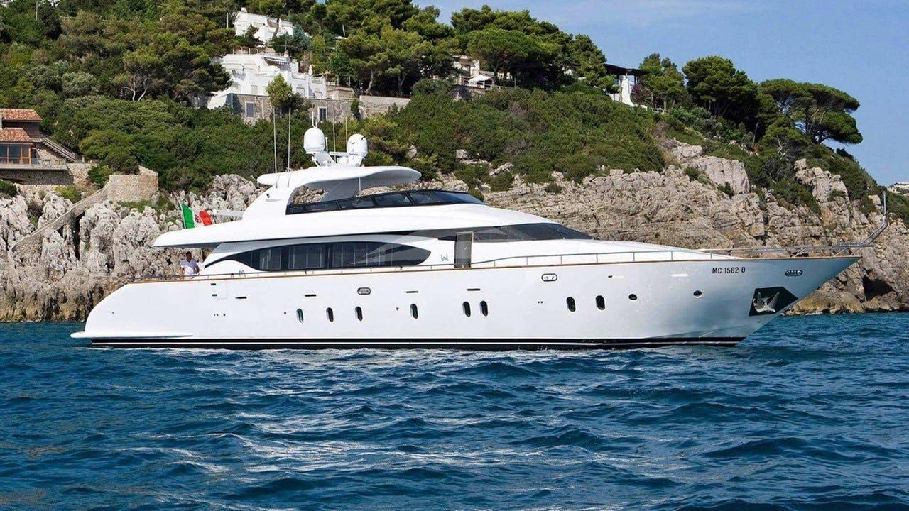 Yacht NIKCA Charter Yacht