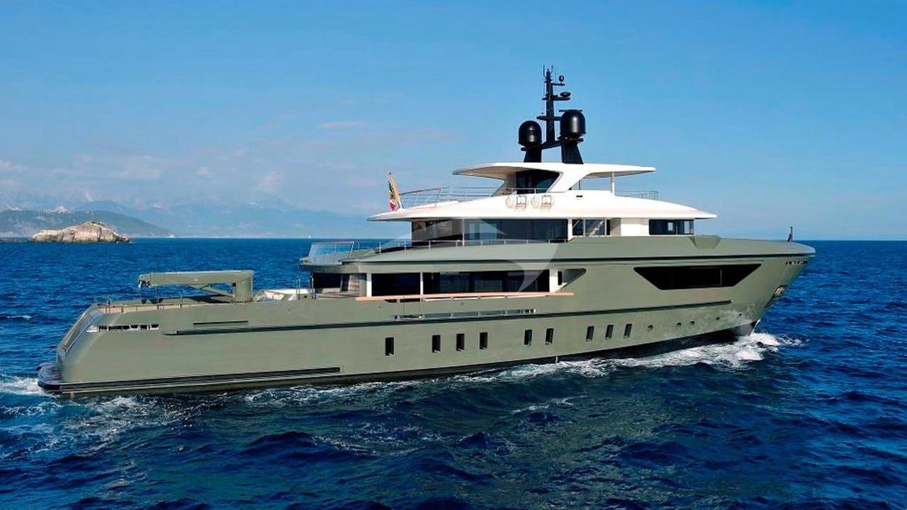 Yacht MOKA Charter Yacht