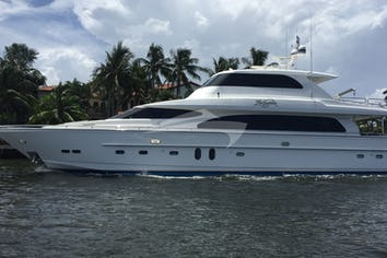 84ft Yacht LEXINGTON