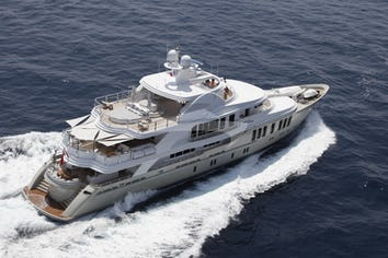 154ft Yacht ORIENT STAR