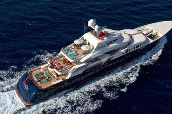 242ft Yacht COCOA BEAN