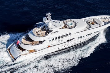 153ft Yacht MY SECRET