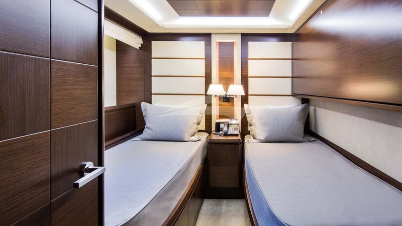 AMANECER :: Twin Guest Stateroom