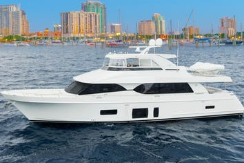 85ft Yacht OCEAN ROSE