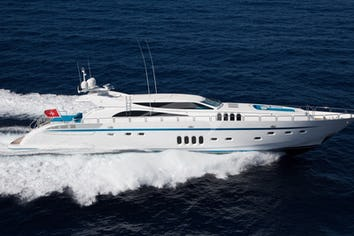 111ft Yacht KIDI ONE