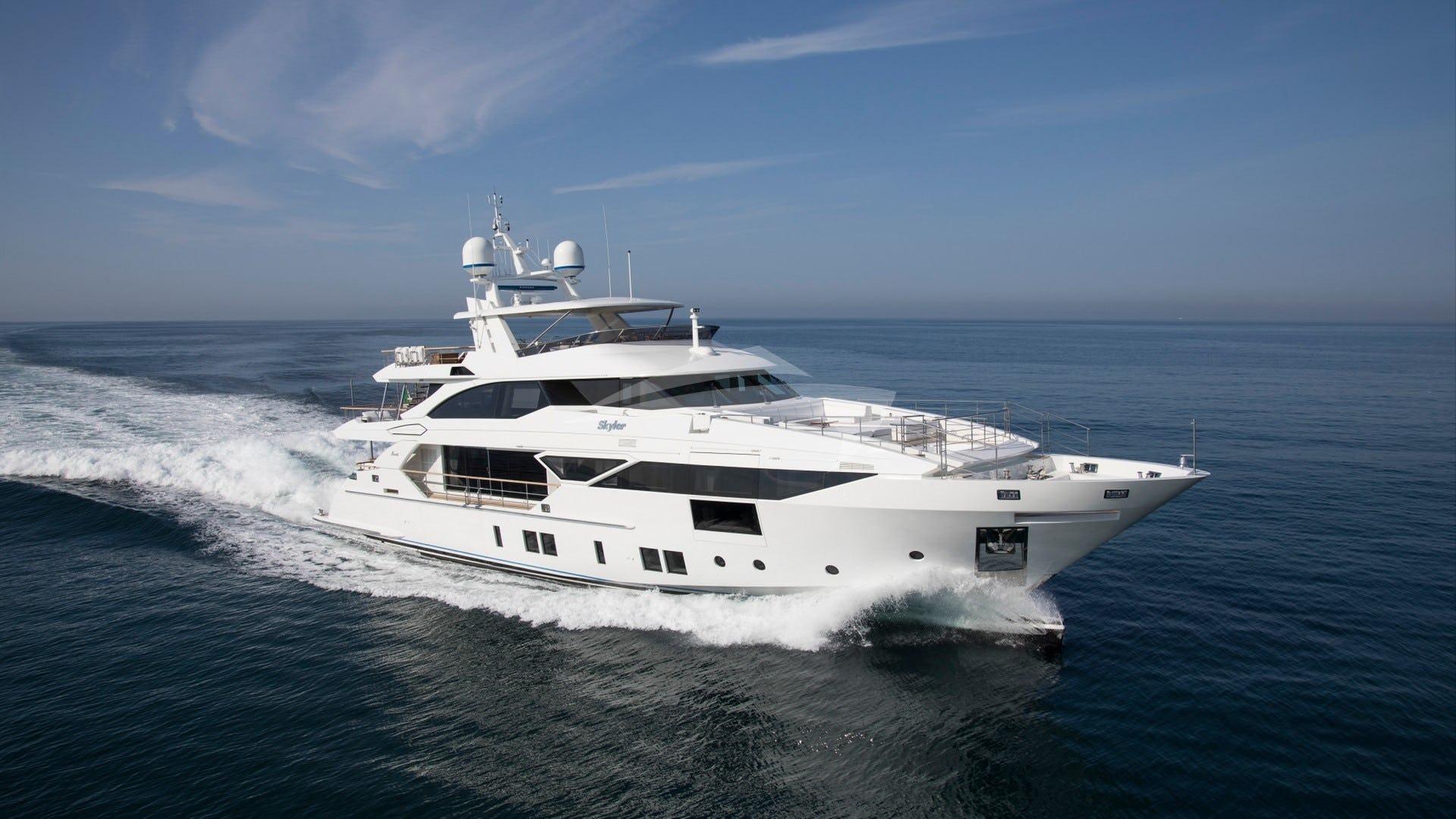 Yacht INSPIRATION Charter Yacht