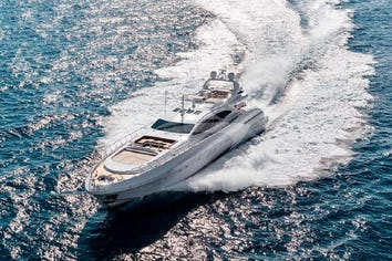 129ft Yacht YOU & G