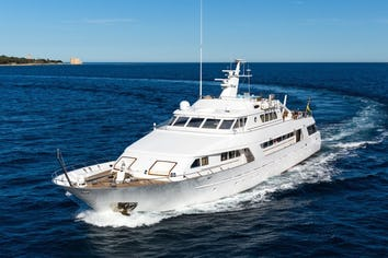 113ft Yacht STAR OF THE SEA