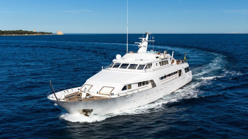 Yacht Charter STAR OF THE SEA
