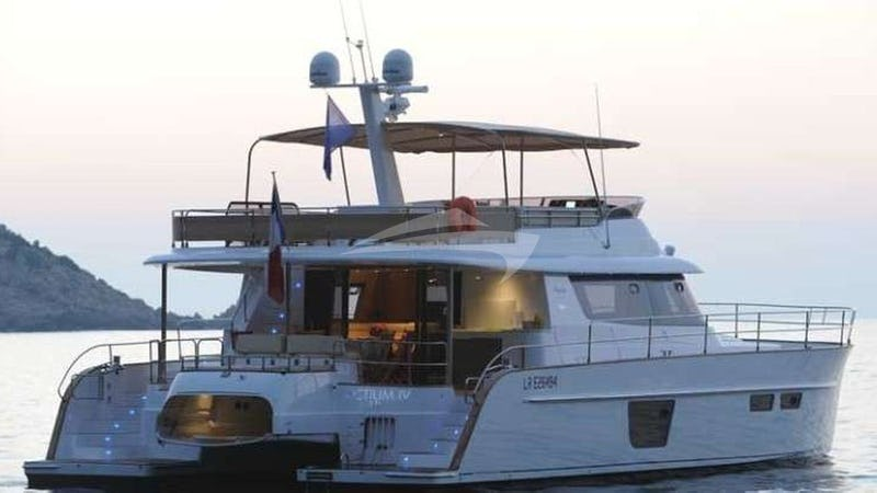 Yacht Charter ACTIUM IV