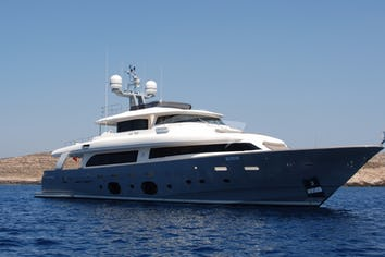 108ft Yacht SEVENTH SENSE