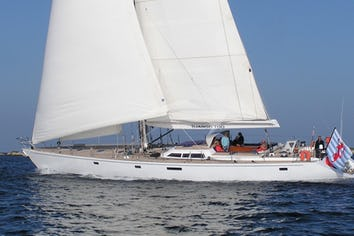 81ft Yacht DJANGO TOO