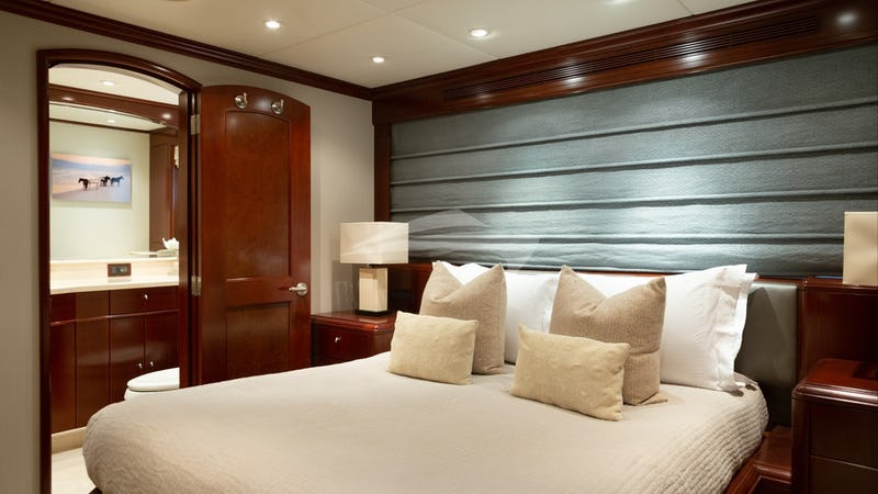 Queen Stateroom, stbd side