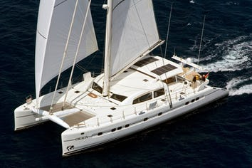89ft Yacht ORION