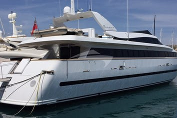 116ft Yacht CHRISTINA V