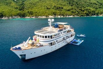 131ft Yacht DONNA DEL MARE