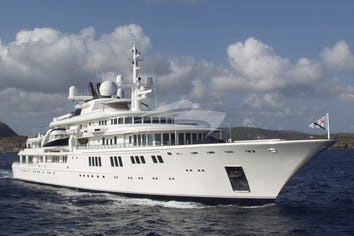 Tatoosh Superyacht Charter