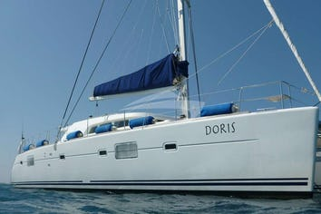 49ft Yacht DORIS
