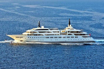 Dream Superyacht Charter