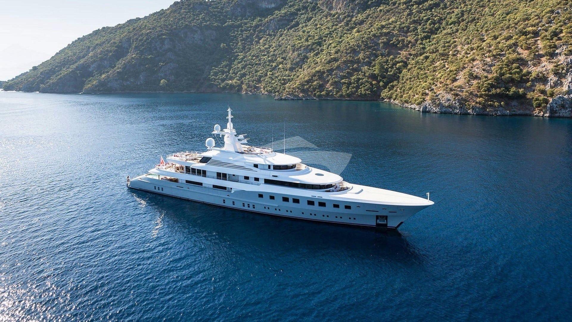 Yacht AXIOMA Charter Yacht
