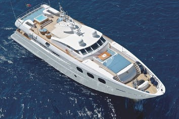 134ft Yacht SOPHIE BLUE