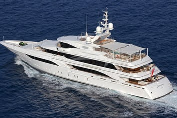 196ft Yacht FORMOSA