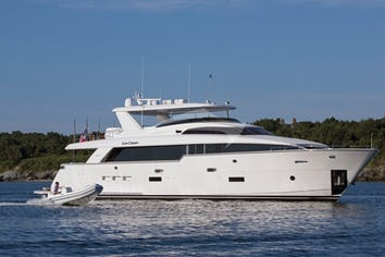 102ft Yacht LADY CARMEN