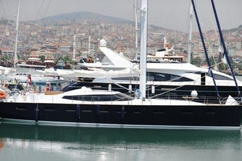 71ft Yacht MUSTO