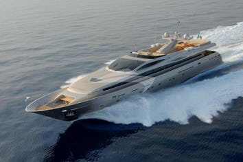 128ft Yacht MADO