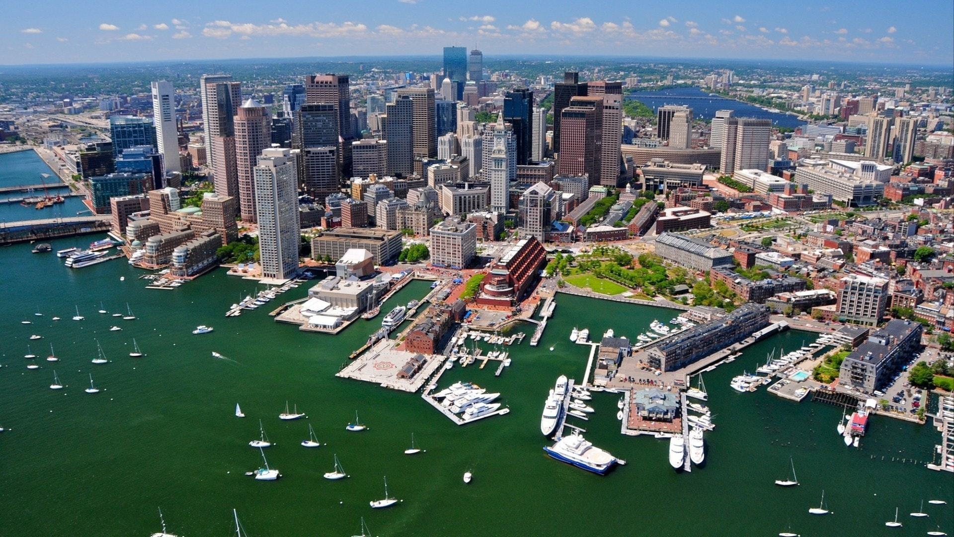 Luxury Yacht Charter Guide to New England