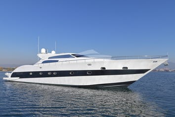 87ft Yacht RUBY