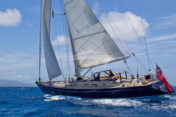 71ft Yacht PACIFIC WAVE