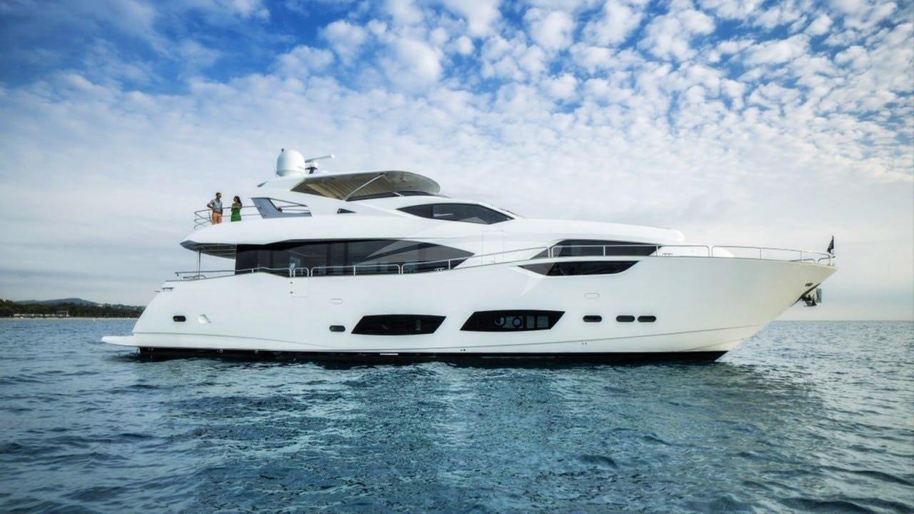 Yacht NITSA Charter Yacht