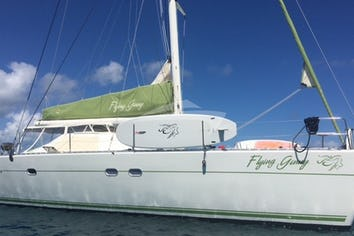 55ft Yacht FLYING GINNY